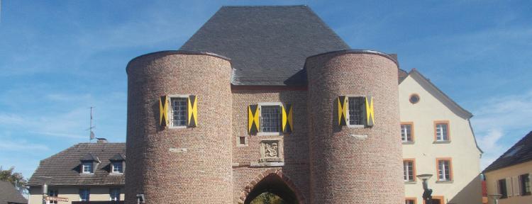 Aachener Tor in Bergheim