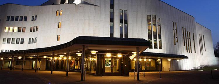Aalto-Theater und Philharmonie Essen