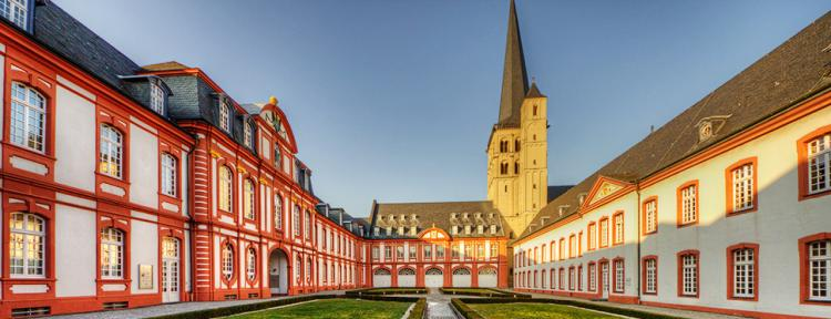 Abtei Brauweiler in Pulheim