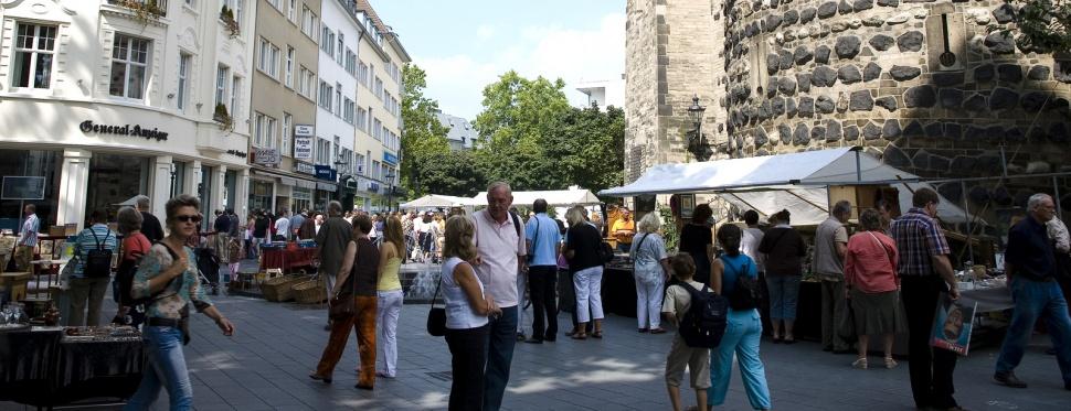 Bonn Antikmarkt