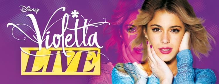 Disney Violetta Live