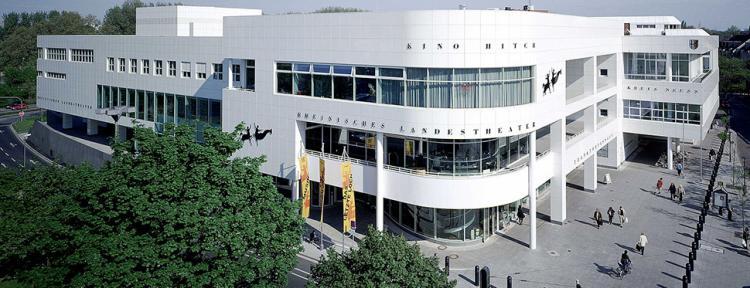 Rheinisches Landestheater in Neuss