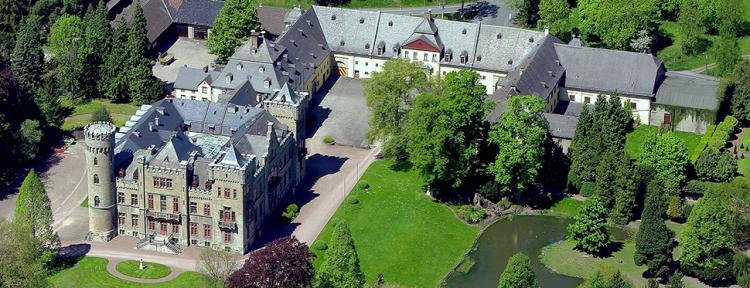 Jagdschloss Herdringen in Arnsberg