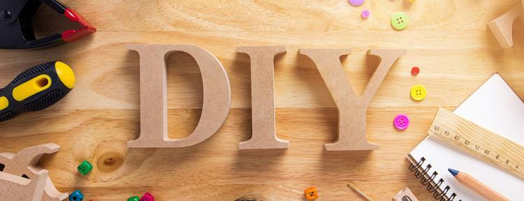 DIY-Tipps für das Wochenende