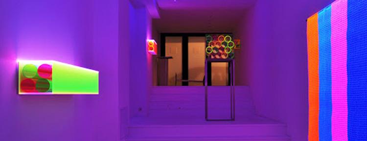 Fantastische Neonbilder