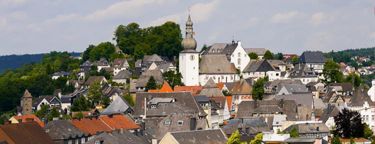 Altstadt von Arnsberg