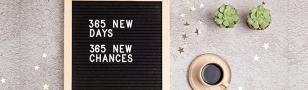 Gute Vorsätze für's neue Jahr